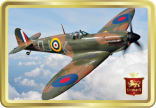 Classic Spitfire tin image