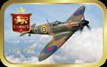 Spitfire tin image