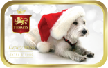 Winter Westie tin image