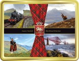 Scottish Collection tin image