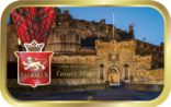 Entrance to Edinburgh Castle tin image