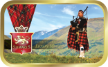 The Lone Piper tin image
