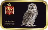 Great Horned Owl tin image