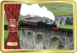 The Glenfinnan Viaduct tin image