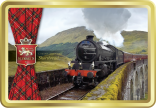 The Glenfinnan tin image