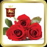 Roses tin image