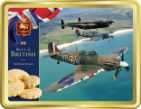 Best of British - WW2 Trio tin image