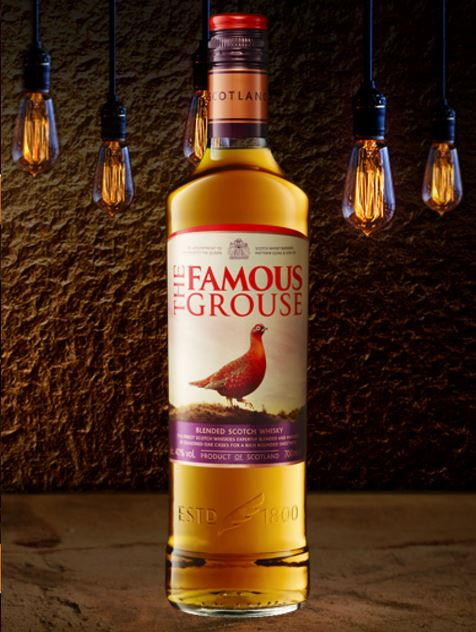 Famous Grouse now set up with Stewarts image