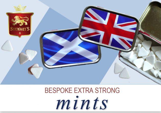 Bespoke Mint Tins image