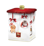 Christmas Collection tin image