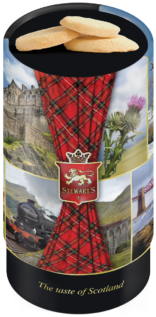 Scottish Collection tin image