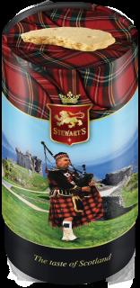 Scottish Piper tin image