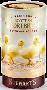 Spring Ducklings tin image