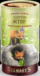 Fox Cubs tin image