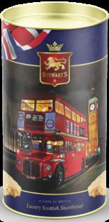 London Bus & Big Ben tin image