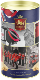 London Collection tin image