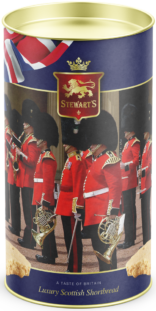 London Guards tin image